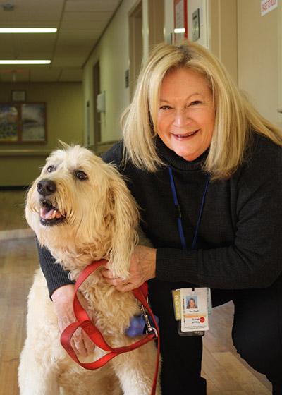 pet therapy | southampton hospital
